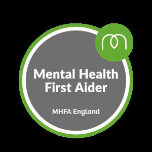 mental health first aider